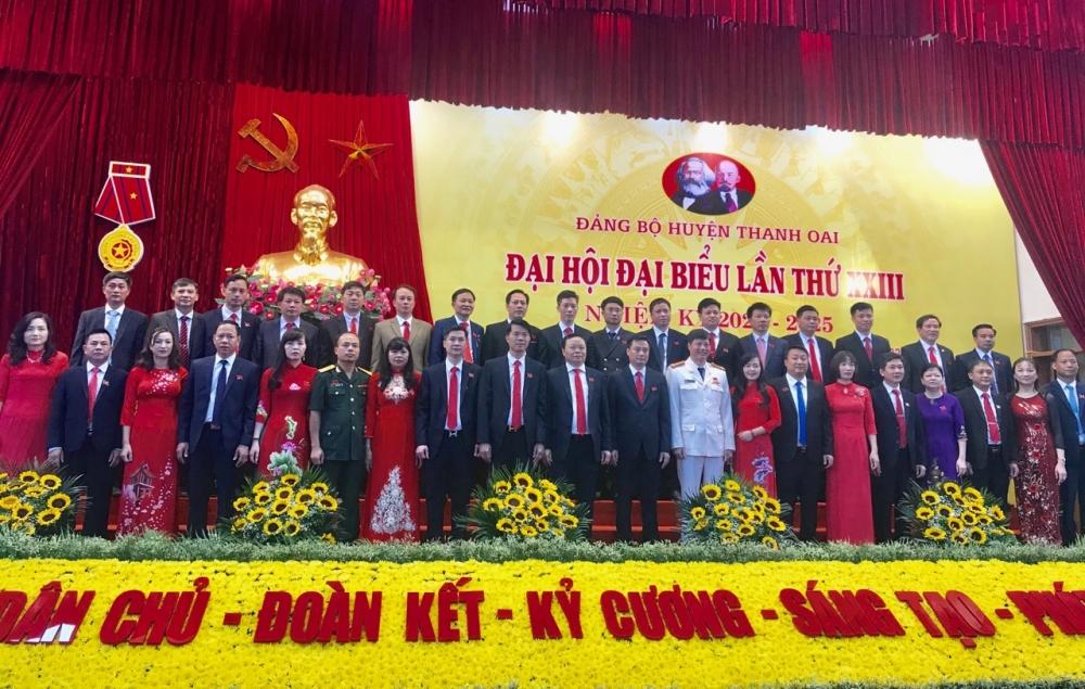 Hà Nội: 179 cán bộ trẻ dưới 40 tuổi trúng cử cấp ủy cấp trên cơ sở
