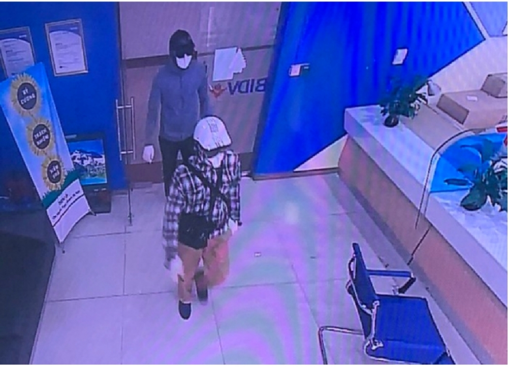 Bí thư Thành ủy Hà Nội gửi thư khen lực lượng công an phá vụ án cướp ngân hàng BIDV