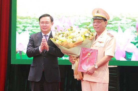 Thiếu tướng Nguyễn Hải Trung làm Giám đốc Công an thành phố Hà Nội