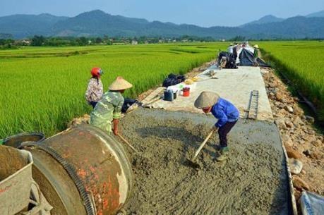 Công đoàn huyện Thanh Oai chung sức xây dựng nông thôn mới