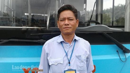 """Tâm sự của tài xế xe buýt được vinh danh """"Công dân ưu tú Thủ đô"""""""