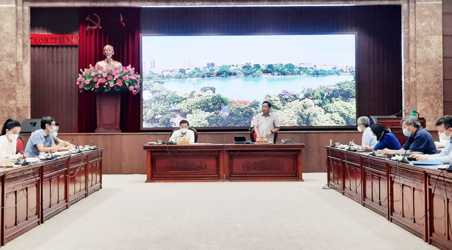 Phó Bí thư Thành ủy Hà Nội: Nghiên cứu, rà soát tổng thể trong từng lĩnh vực