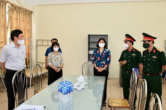 Phó Bí thư Thường trực Thành ủy Hà Nội: Trực 24/7 tại các chốt kiểm soát phòng, chống dịch Covid-19