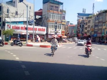 Vừa dứt mưa, Hà Nội nóng trên 35 độ