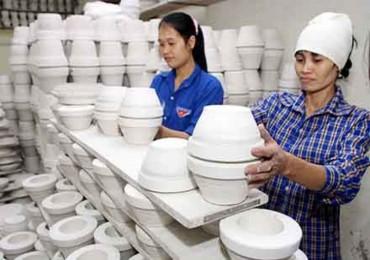 Hỗ trợ 3 tỷ đồng xây dựng thương hiệu làng nghề