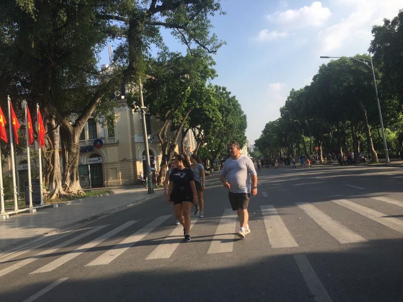 Giá đất phố đi bộ Hà Nội mỗi m2 hơn 1 tỷ đồng