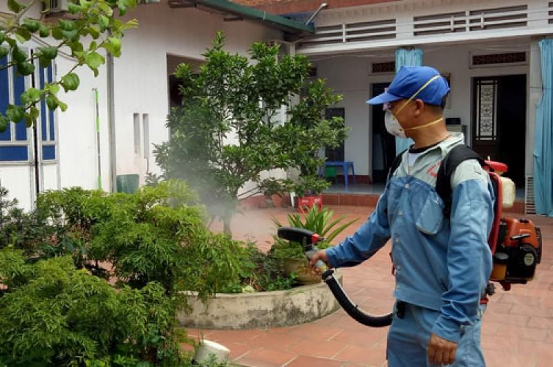 Quận Hoàng Mai: Xử phạt 4 đơn vị vi phạm phòng, chống sốt xuất huyết
