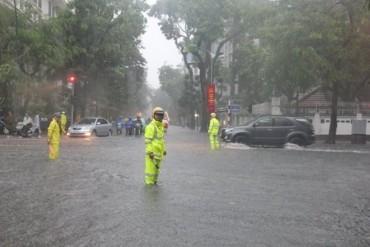 Miền Bắc mưa trên diện rộng, đề phòng lũ quét