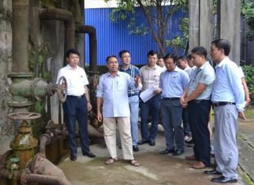 Huyện Mê Linh: Không cố gắng sẽ khó hoàn thành kế hoạch về nước sạch