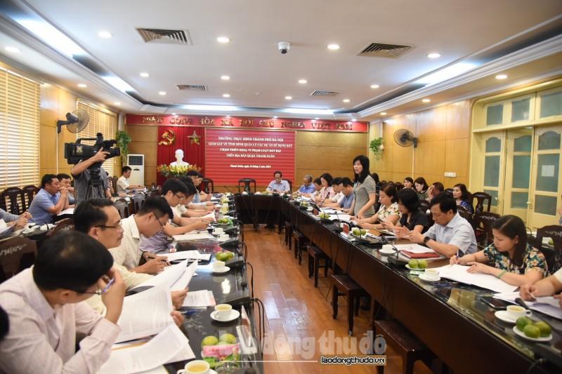 Cuối tháng 9 sẽ giám sát việc giải quyết kiến nghị của cử tri