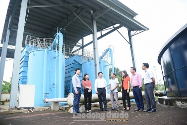 Huyện Ba Vì: Người dân chưa mặn mà với nước sạch