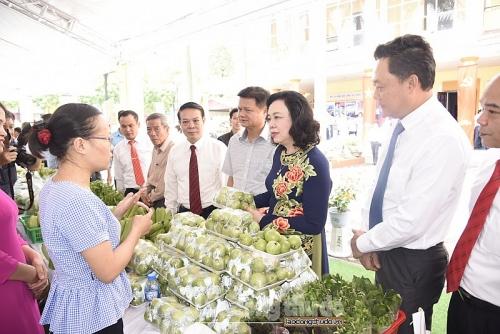 Huyện Gia Lâm cần tập trung hoàn thiện các tiêu chí để sớm lên quận