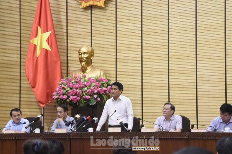 Hà Nội thông tin làm rõ về Kết luận Thanh tra đất đai tại xã Đồng Tâm
