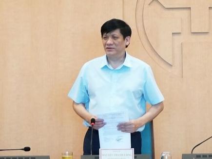 Bộ Y tế xác định bệnh nhân 751 là ca mắc Covid-19 tại Hà Nội