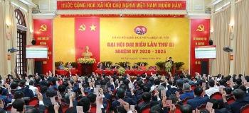 Đại hội lần thứ III Đảng bộ Khối Doanh nghiệp Hà Nội