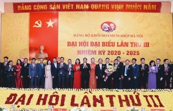 Đảng bộ Khối Doanh nghiệp Hà Nội bầu khuyết vị trí Bí thư Đảng ủy