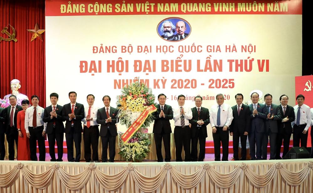 Đại học Quốc gia Hà Nội quyết tâm vào nhóm 500 trường hàng đầu thế giới