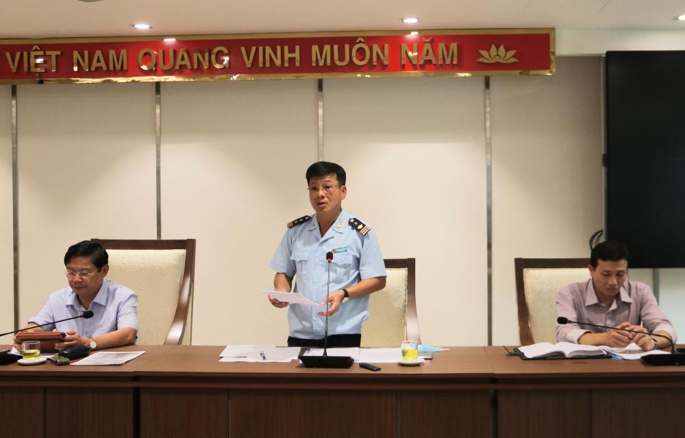 Cục Hải quan thành phố Hà Nội tăng cường thu hồi nợ thuế
