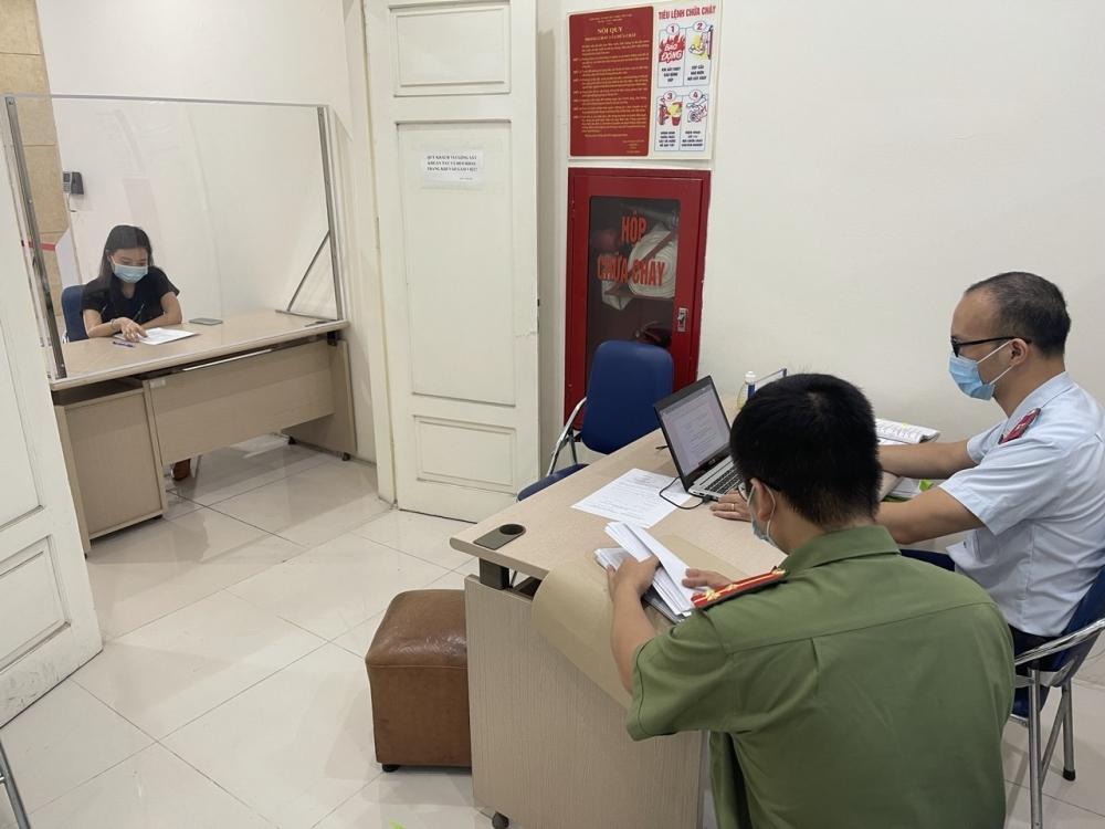 Hà Nội: Xử phạt 35 triệu đồng với 3 cá nhân vi phạm khi đăng tin trên mạng xã hội