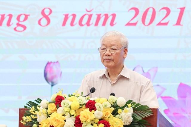 Nỗ lực thực hiện thắng lợi toàn diện Nghị quyết Đại hội XIII của Đảng
