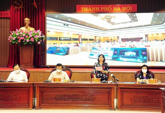 Hà Nội luôn tạo điều kiện phát huy vai trò của MTTQ và các tổ chức thành viên