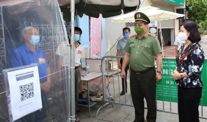 Huyện Mê Linh phải kiểm soát chặt chẽ mọi đường làng, ngõ xóm