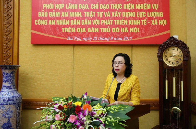 tang cuong phoi hop bao dam an ninh trat tu tren dia ban thu do