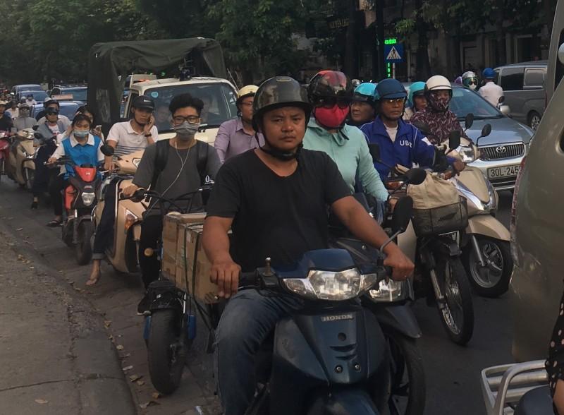 """Phát động cuộc thi viết """"Vì an toàn giao thông Thủ đô"""" năm 2017"""