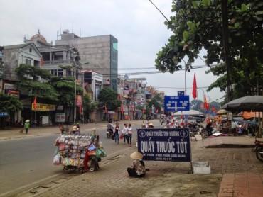 Hà Nội phê duyệt quy hoạch xây nhà tái định cư ở thị trấn Xuân Mai