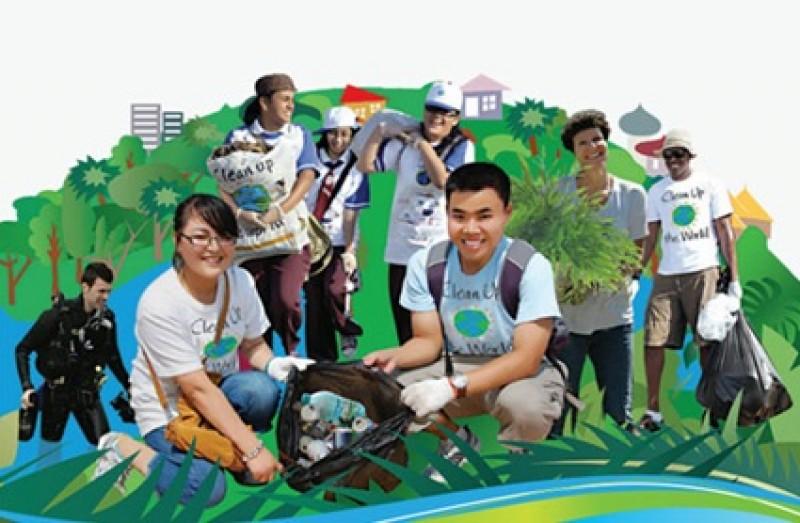 Hà Nội: Nhiều hoạt động hưởng ứng Chiến dịch làm cho thế giới sạch hơn