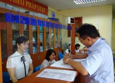 Hà Nội: 94% hồ sơ được giao dịch qua mạng