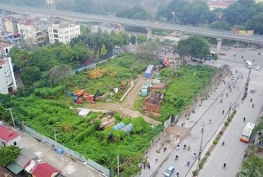 """Hà Nội tiếp tục thu hồi một loạt dự án """"ôm đất"""" bỏ hoang"""