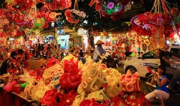 """""""Tết Trung thu Phố cổ 2018"""": Nhiều hoạt động văn hóa truyền thống"""