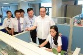 Phát huy vai trò của Cổng Giao tiếp điện tử Hà Nội