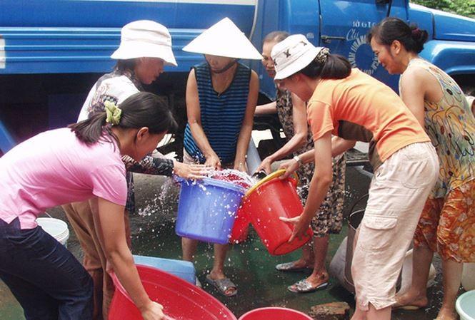 Đảm bảo số lượng và chất lượng nước sạch cho người dân