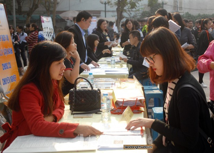 Hà Nội: Đã giải quyết việc làm cho 151 nghìn lao động