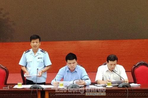 Hải quan Hà Nội tập trung ngăn chặn hành vi giả mạo xuất xứ