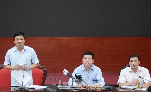 Huyện Thanh Trì: Đang xử lý 14 trường hợp vi phạm trật tự xây dựng