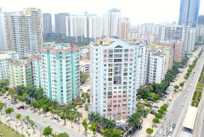 Triển khai 6 nhiệm vụ để nâng cao hiệu quả quản lý nhà chung cư