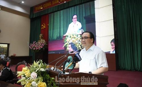 Bí thư Thành ủy Hà Nội: Cùng vào cuộc để xây dựng môi trường sống lành mạnh cho người dân
