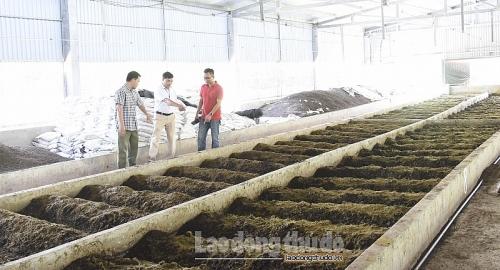 Xã Đặng Xá, huyện Gia Lâm: Bảo vệ môi trường hướng đến xây dựng đô thị văn minh