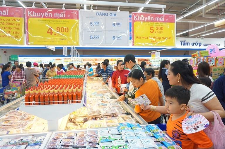 Hà Nội khuyến mại trên 20.000 tỷ đồng để kích cầu tiêu dùng