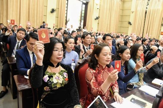 Hà Nội: Công tác xây dựng Đảng đạt nhiều kết quả ấn tượng