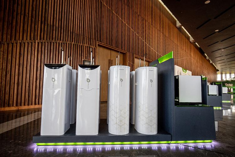 Máy lọc nước Hydrogen ion kiềm của Kangaroo đến với người tiêu dùng