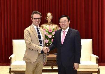 Hà Nội và Liên minh châu Âu tăng cường hợp tác
