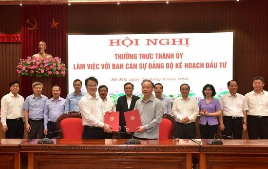Xây dựng Trung tâm đổi mới sáng tạo quốc gia tại Hòa Lạc phải xác định phục vụ Hà Nội
