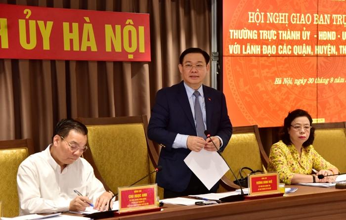 Hà Nội đặt mục tiêu tăng trưởng trong năm 2020 từ 4 đến 4,5%
