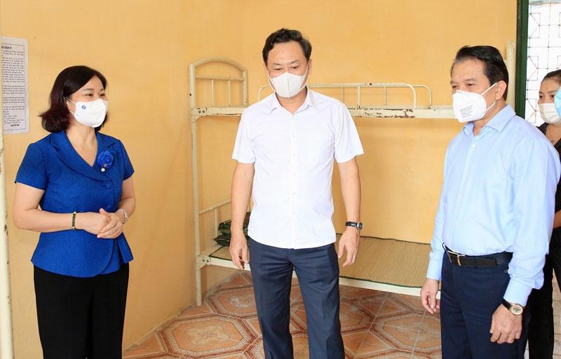 Hà Nội: Năng lực cách ly, điều trị luôn được chuẩn bị cao hơn diễn biến dịch
