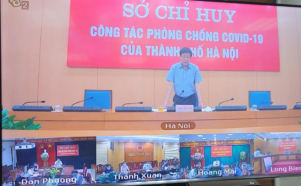 Sau ngày 21/9, Hà Nội dự kiến nới lỏng từng bước, nhưng phải đảm bảo an toàn ở mức cao nhất