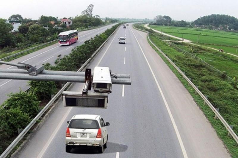 Xử lý vi phạm giao thông bằng hình ảnh trên cao tốc Nội Bài - Lào Cai